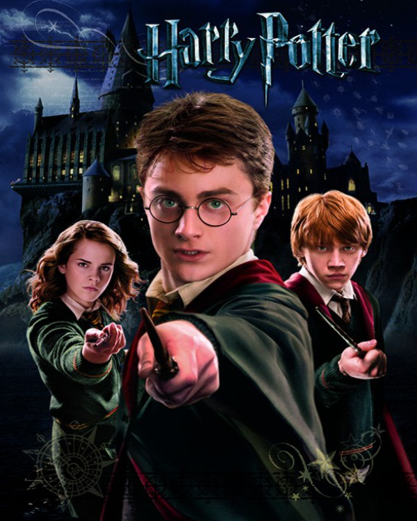 Dekolampe Harry Potter Comic Ron Dekolicht Harry Potter Comic-Ron Licht rot
