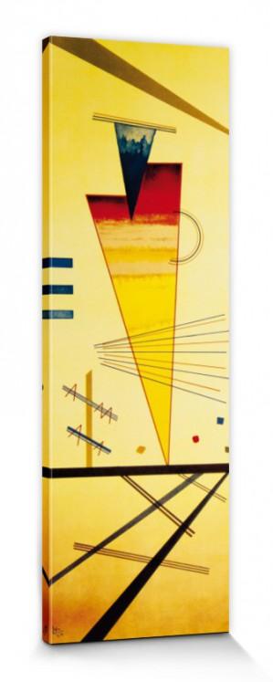 91x61cm Wassily Kandinsky #81699 Fröhliche Struktur Abstrakt Poster Plakat